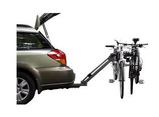 Bmw X5 1999-2006 2 Double Rear Bicycle Bike Car Cycle Carrier Rack