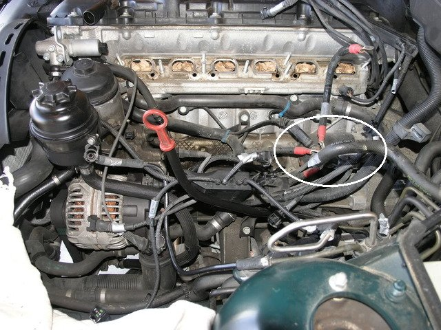 what is this engine part getting to know my m54 engine bay click image for larger version starter motor jpg views 30671 size 103 9