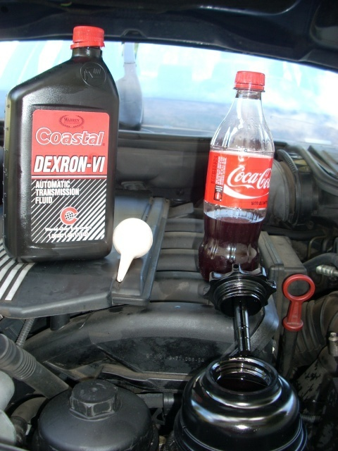 power steering fluid can i use this  Bimmerfest  BMW Forums