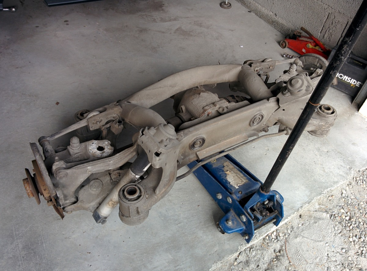 Rear Subframe Removal Questions Bimmerfest Bmw Forums