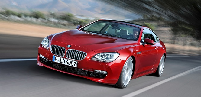 The All-New BMW 650i Coupe Breaks Cover