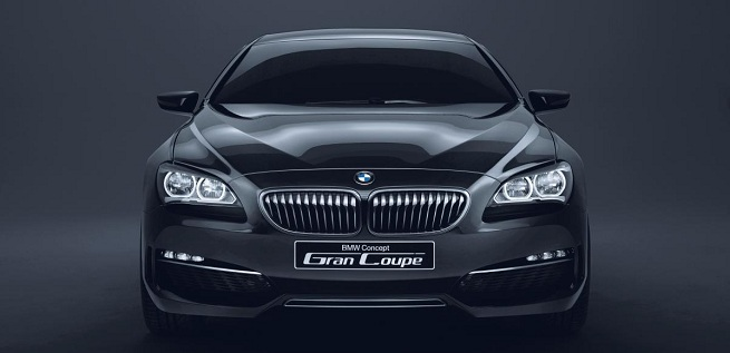 BMW 6 Series Gran Coupe slated for production in 2012