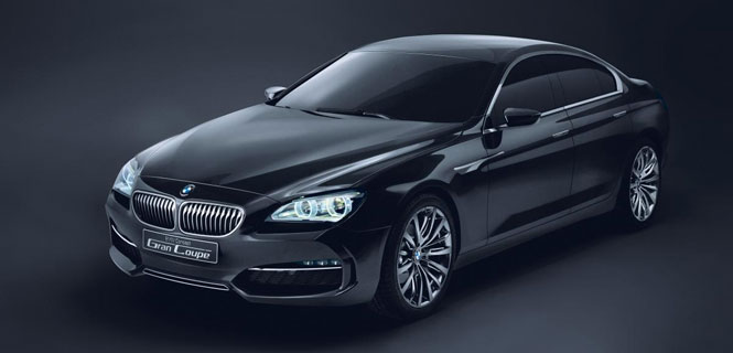 Spy Photos: 2013 BMW 6 Series Gran Coupe
