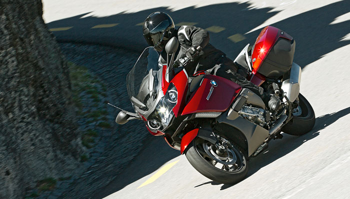 BMW K 1600 GT voted International Bike Of The Year 2011!