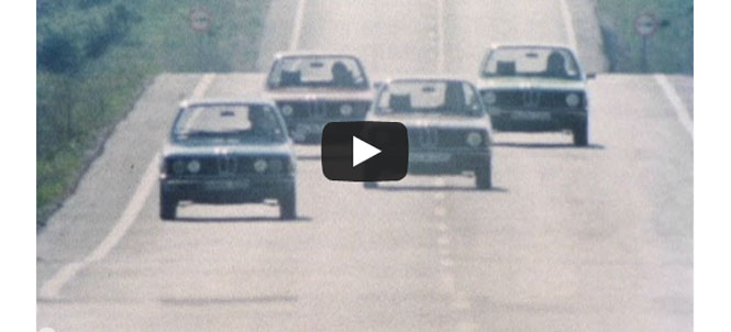 The BMW E21 - The First 3 Series