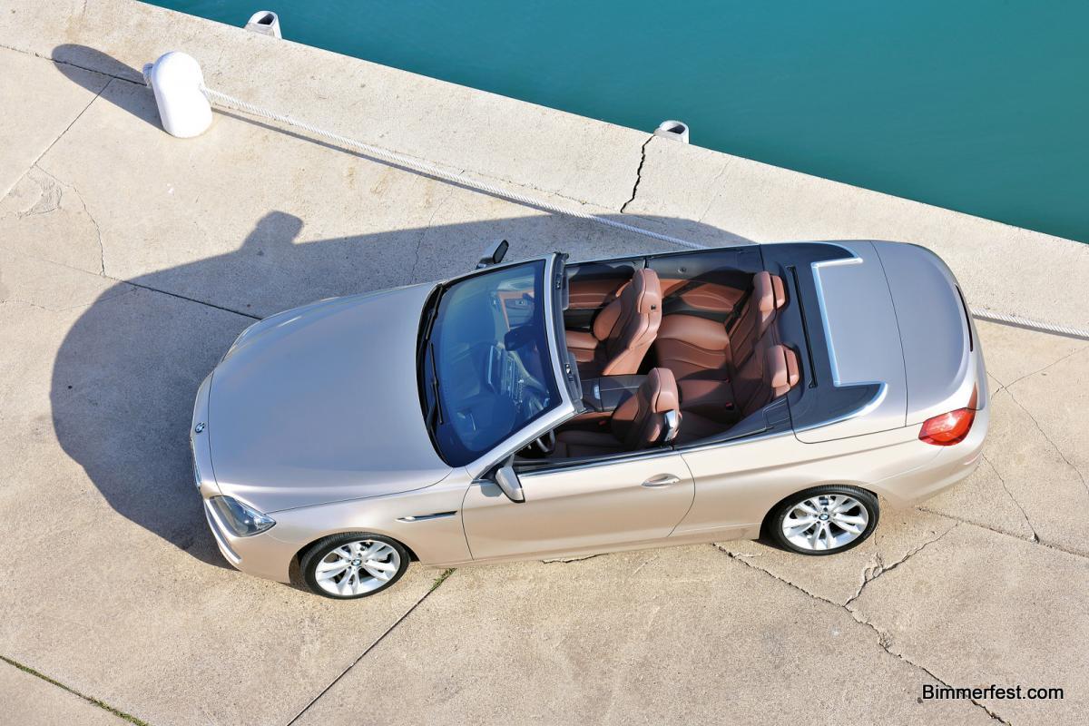 BMW E60 E61 M5 E63 E64 M6 Right Wing Door Mirror Ring Frame JS