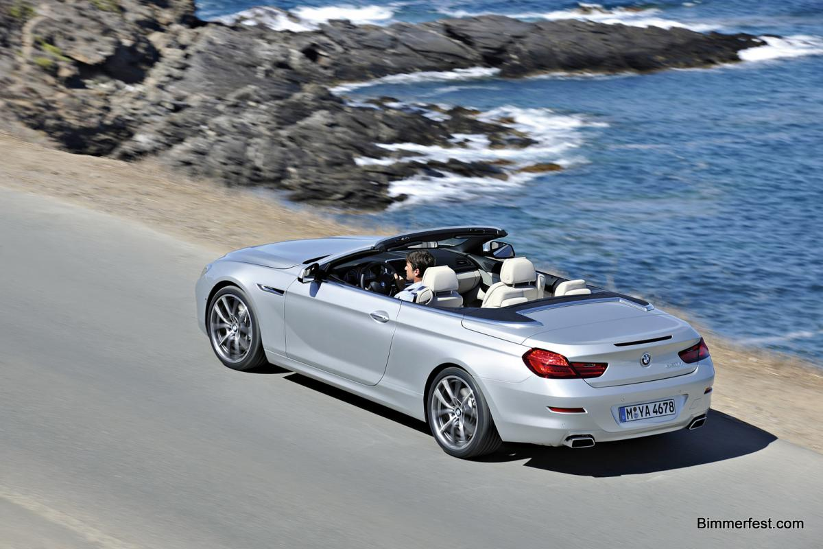 Click Image For Larger Version Name The New BMW 6 Series