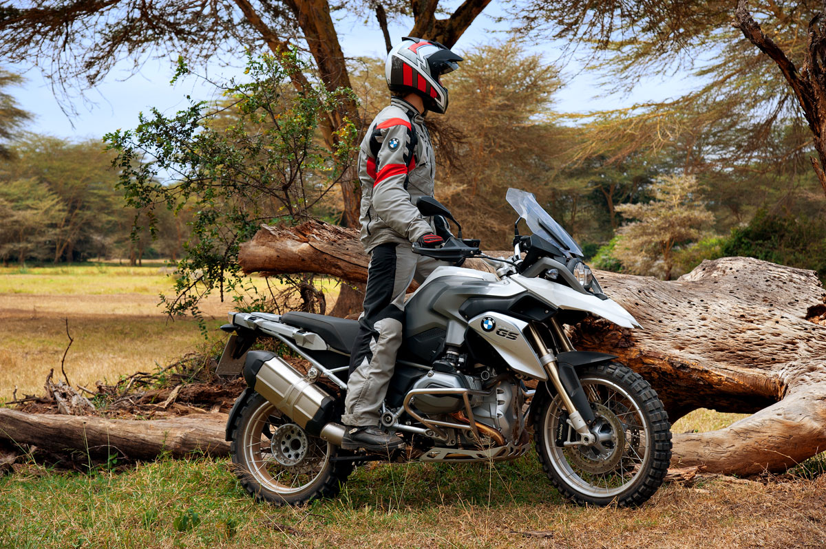 perfecting the BMW R 1200 GS