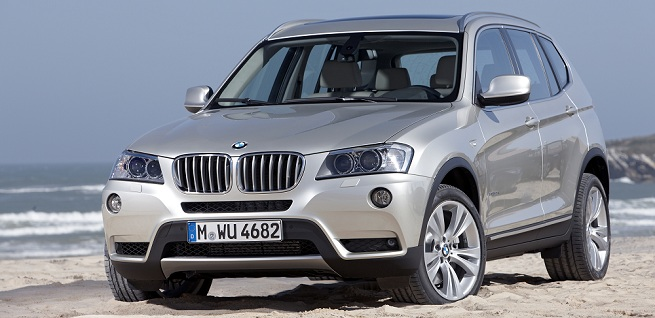 Breaking News: The New BMW X3 (F25) - Official Press Release!