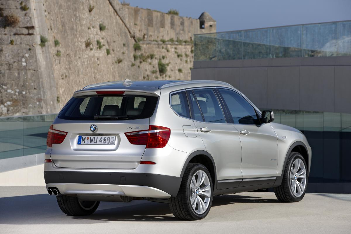 click image for larger version name the new bmw x3 f25