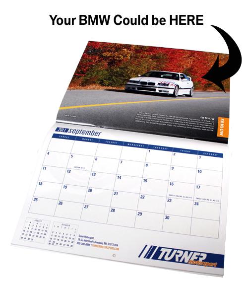 Get your car in the 2013 Turner Motorsport catalog