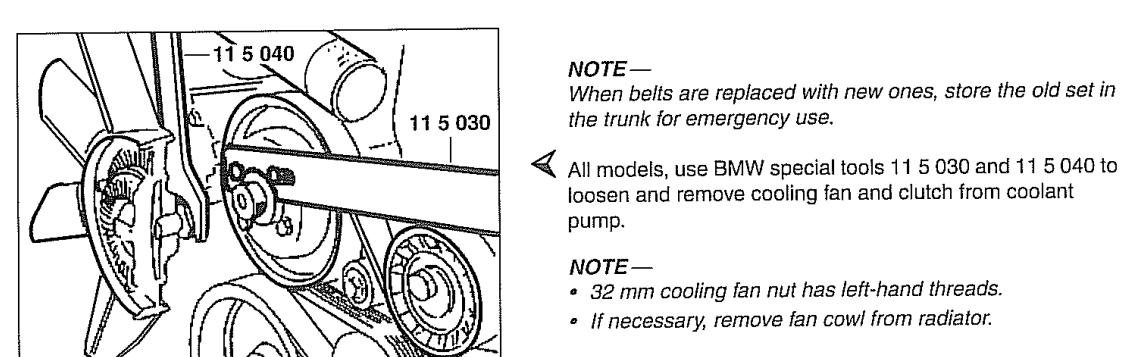 2002 Ford Explorer Fan Clutch Removal Tool | Sante Blog