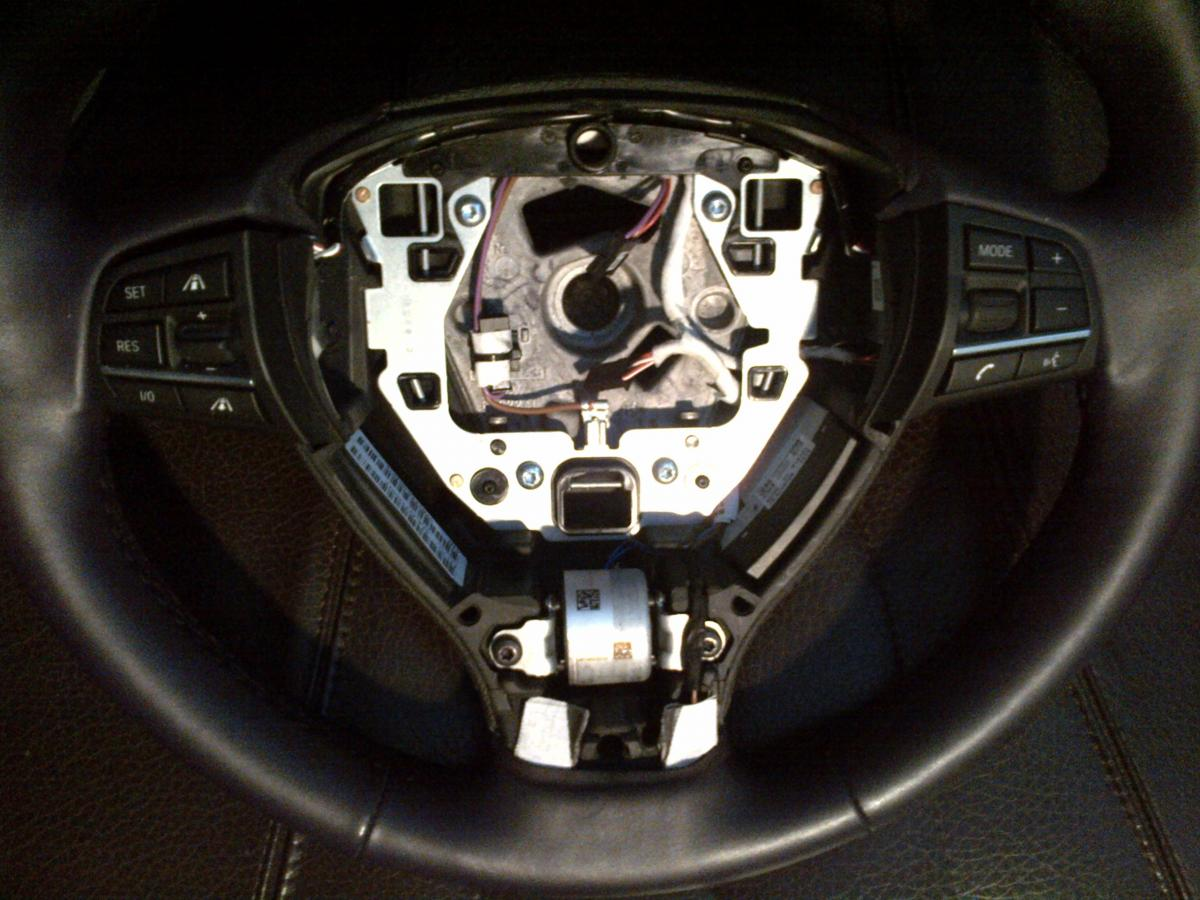 DIY: Removing Steering Wheel or Replacing Steering Wheel