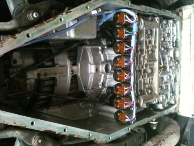 Change transmission fluid and filter on 1994 540i - Bimmerfest - BMW