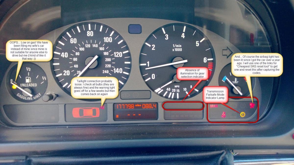 Another Transmission Limp Mode Problem - Bimmerfest - BMW Forums