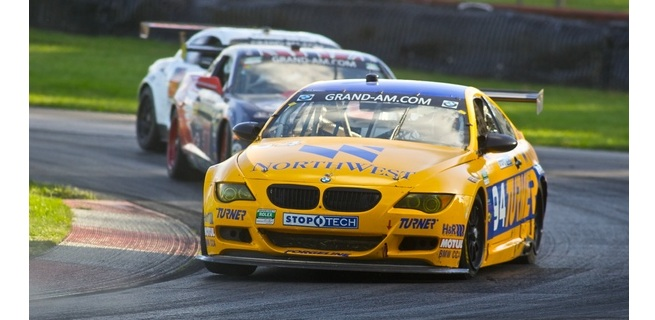 Turner Motorsport racing two BMW GT M3s in Grand-AM Rolex for 2011