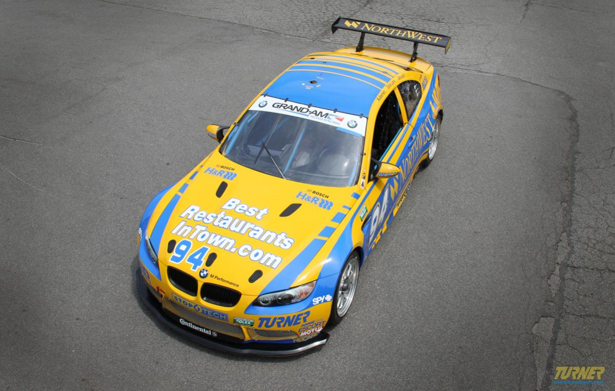 Turner Motorsport BMW Race car