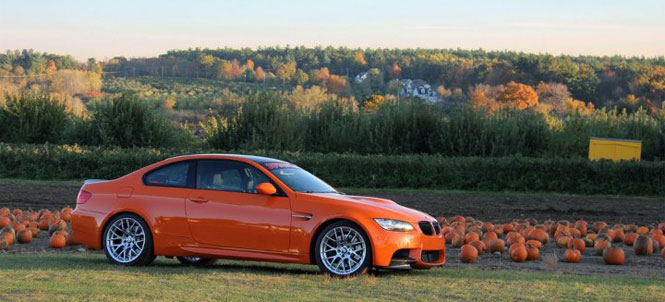 Turner Motorsport picks up a Lime Rock Edition M3 Project Car- The Last V8 M3