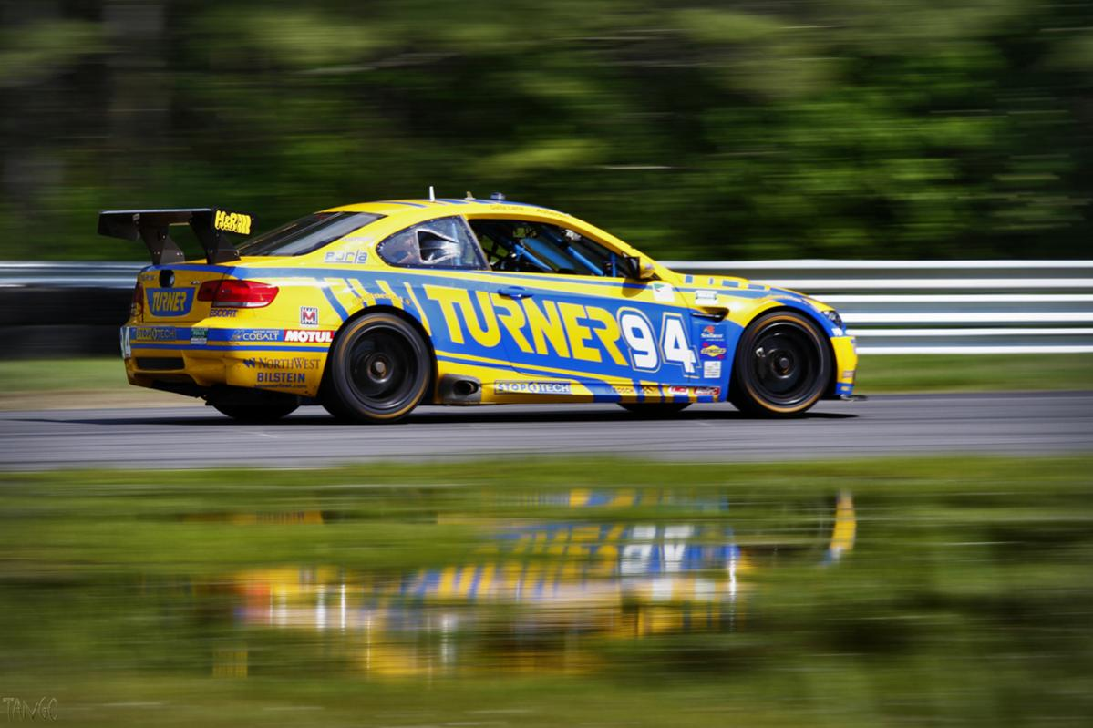Turner Motorsport Finishes 2012 GRAND-AM Season at Lime Rock Park