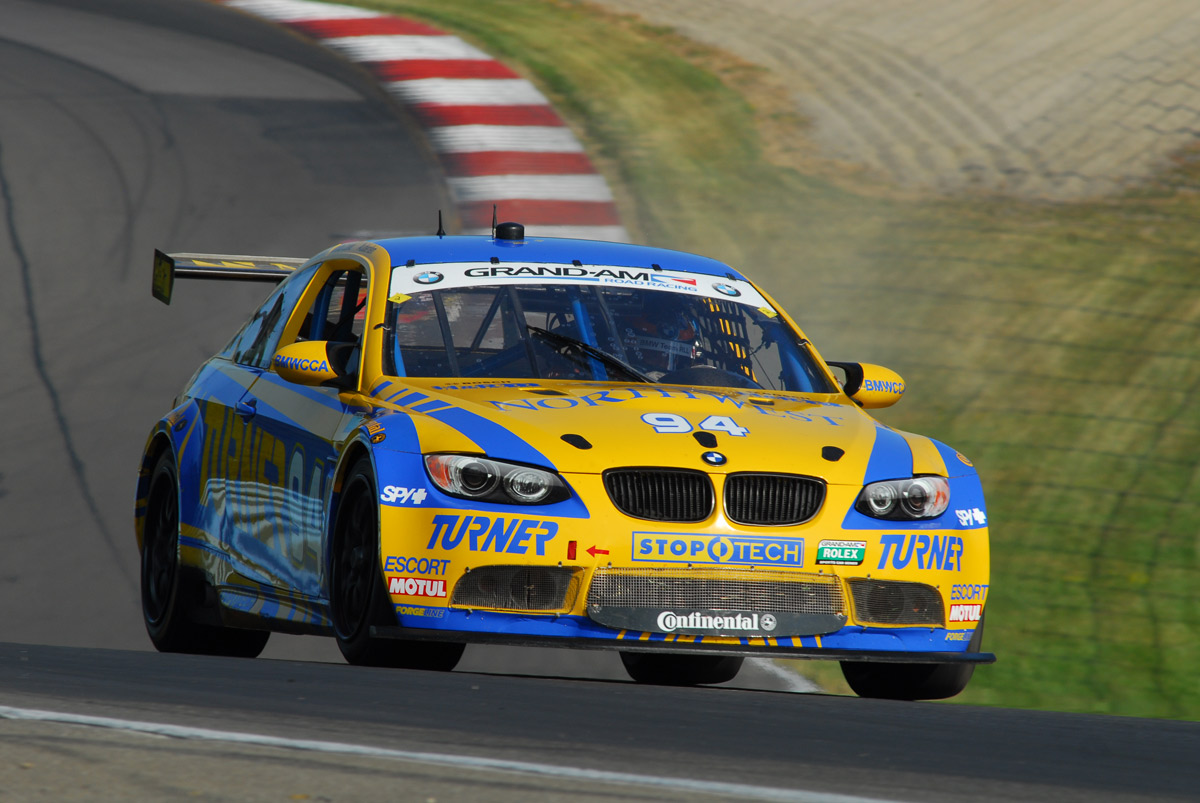 Turner Motorsport takes 2nd place at Watkins Glen