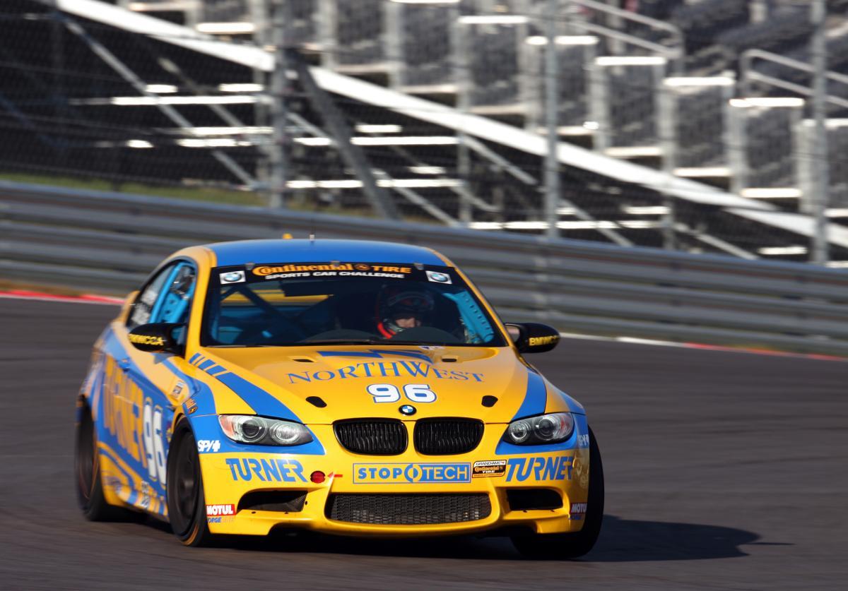 Turner Motorsport M3 race car