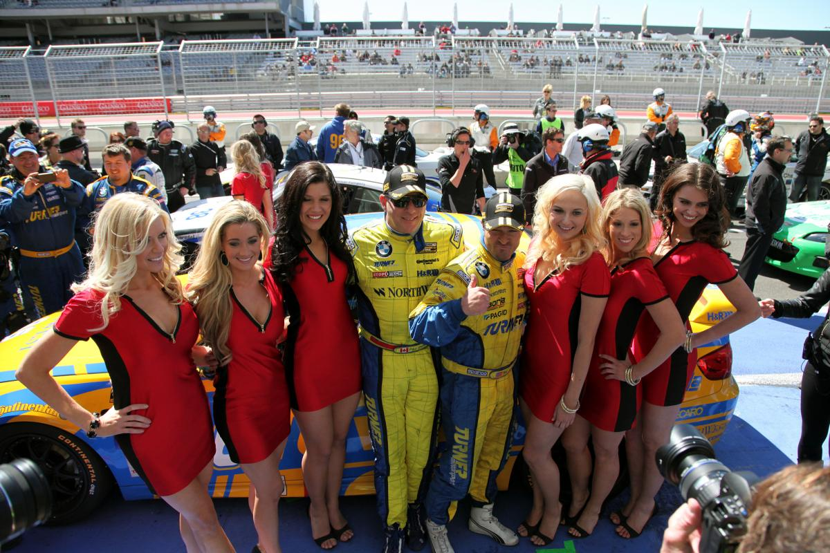 Turner girls at COTA