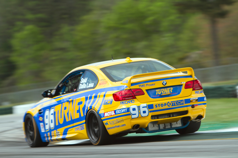 Turner Motorsport at Road Atlanta