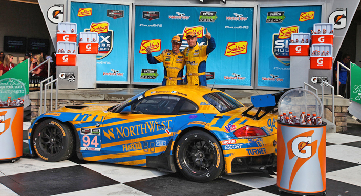 Turner Motorsport Takes Home Watkins Glen Win