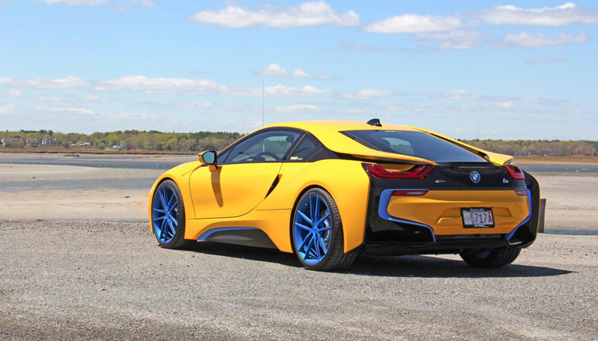 Turner Project I8 Titanium Exhaust Installed Bimmerfest Bmw Forums