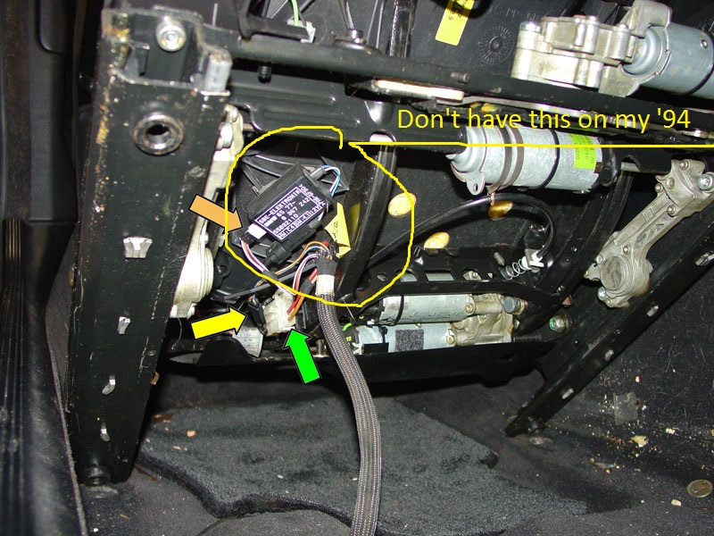 E36 Airbag Wiring Diagram