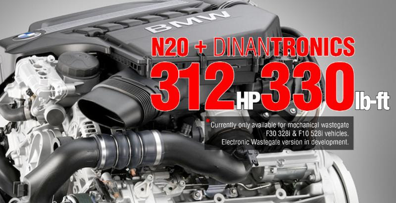 DINANTRONICS Performance Tuner For the F10 528i and F30 328i