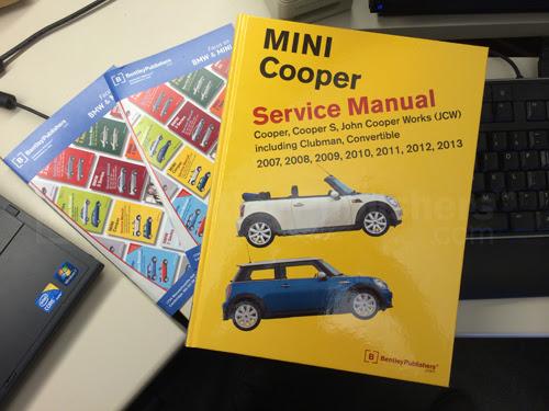 mini service manual