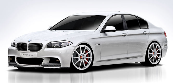 Sneak Peek: the Vorsteiner VMS Conversion for the BMW F10 5-Series