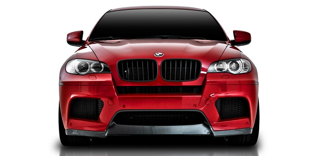 Vorsteiner BMW X6M SUV has been unleashed