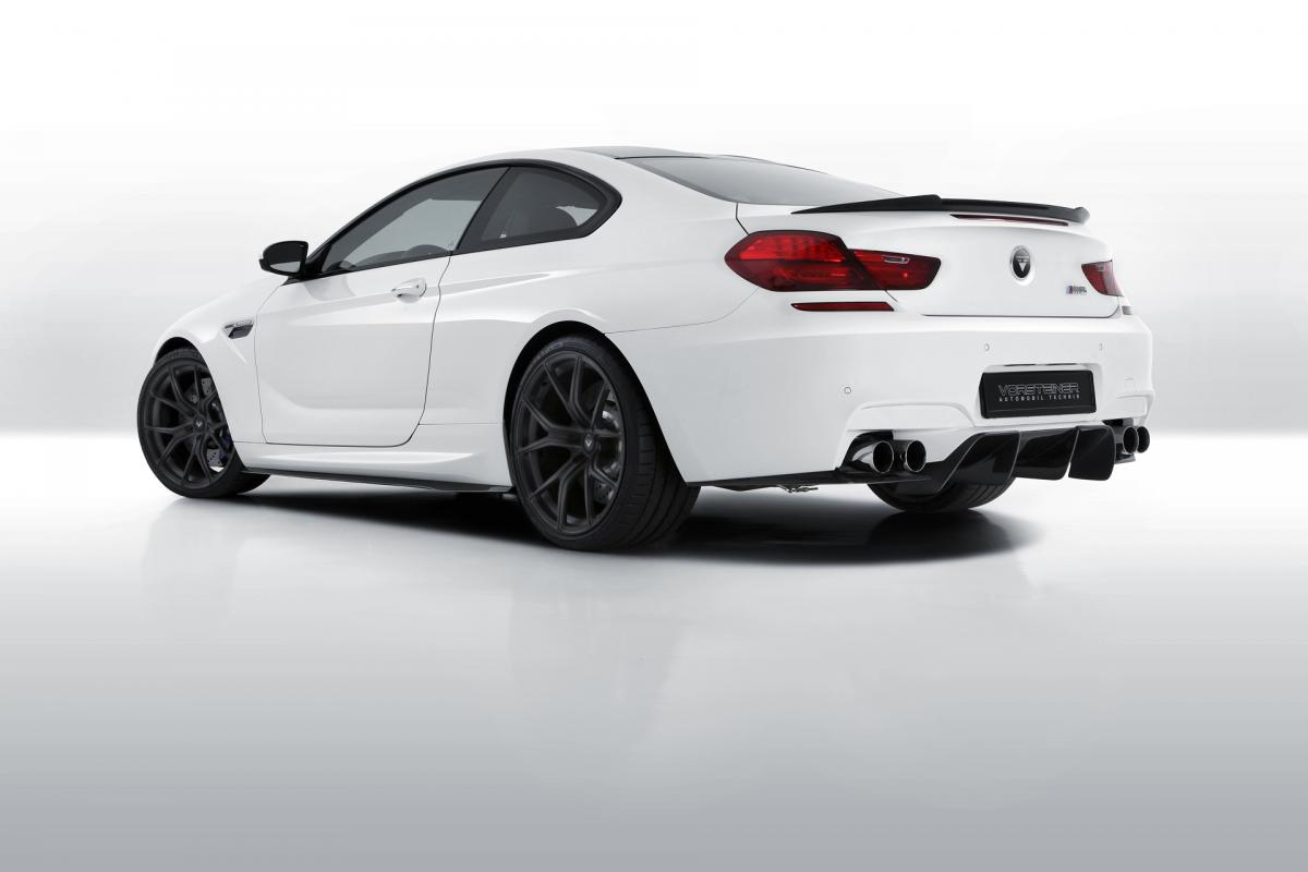 BMW M6 vorsteiner mods