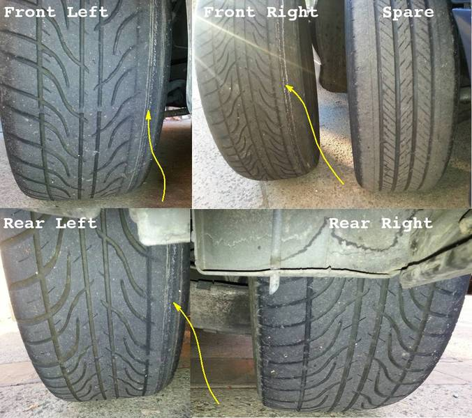 Is Only Toe Alignment Ok Bimmerfest Bmw Forums