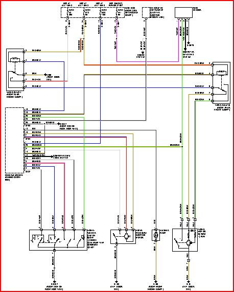 Searching for 2001 740I Windshield Wiper relay wiring schematic ...