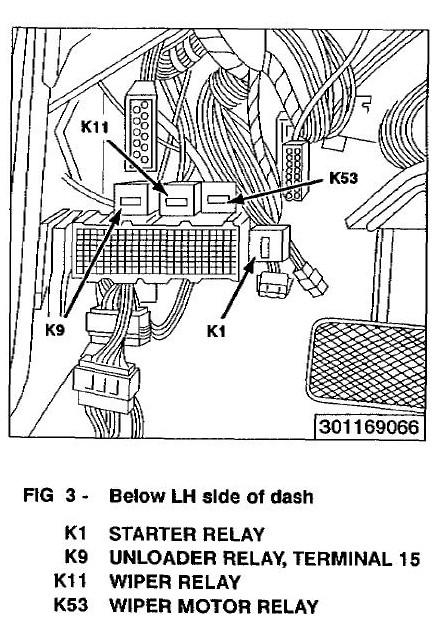 1985 Bmw 318i Fuse Box Diagram 1984 BMW 318I Fuse Box