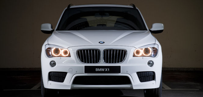 The BMW X1 will Make it's US Debut at the New York Auto Show and Arrive as a 2013 Model