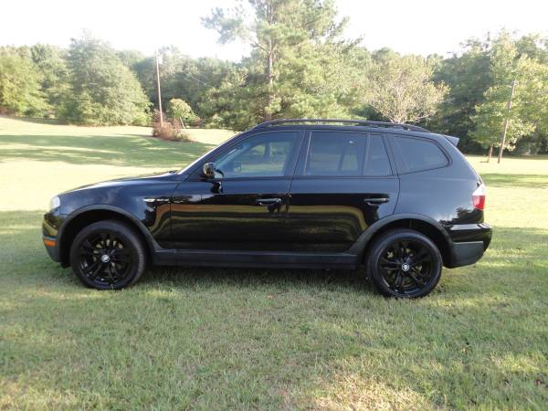 Click Image For Larger Version Name X3 Black Wheels Views 17842 Size