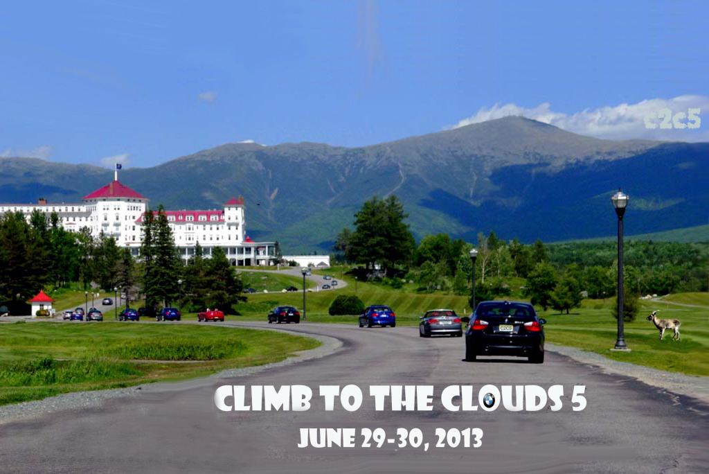 Climb to the Clouds 5, June 29 in the White Mountains of NH