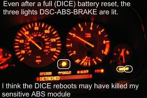 2002 E39 Asc Brake Abs Lights On Diagnostic Procedure Parts Location Bimmerfest Bmw Forum