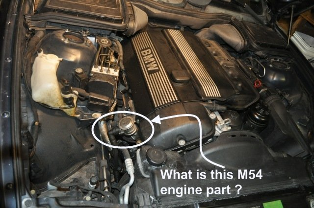 What is this engine part? (Getting to know my M54 engine bay) | BimmerFest  BMW Forum | Bmw Engine Bay Diagram |  | BimmerFest
