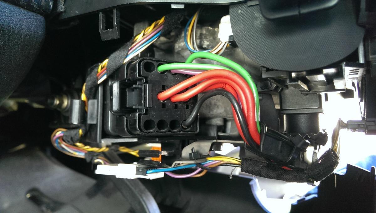 ignition switch wiring. | bimmerfest bmw forum  bimmerfest