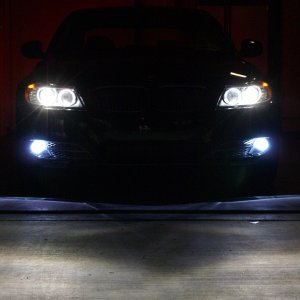 GP Thunder V2 8500K AE and Fogs