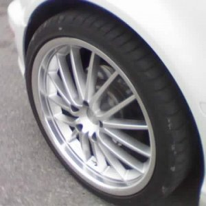 19X8.5 CONCEPT ONE WHEEL FRONT
