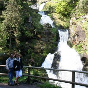 Waterfalls @ Triberg