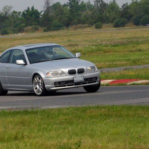330Ci at Shannonville