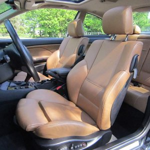 Natural Brown interior :)