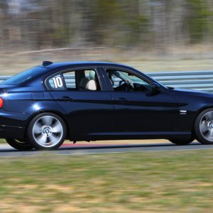 Mid-afternoon at Thunderbolt Raceway, NJ Motorsports Park
